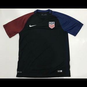 Authentic USA soccer jersey used